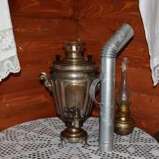 Угольный самовар Тула 1950 г. 5 л. + подарок