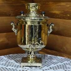 Угольный самовар, царского периода до 1917 г. 6 литров