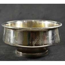 Полоскательная чаша (капельник) для самовара на ножке Тула 1951 г.
