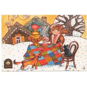 Карманные календарики от Вятского Самовара!